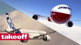 Download Airbus / Boeing - Current Aircraft Overview (English voice over, sous-titres français) Video