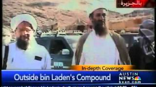 Download Outside bin Laden's compound Video