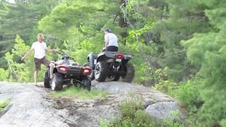 Download ATV flips, spills, crashs and funny stuff Video