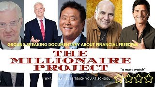 Download 💰The Millionaire Project: New 2017 Documentary about achieving financial freedom Video