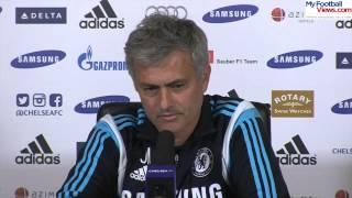 Download Jose Mourinho pours his heart over Steven Gerrard Video