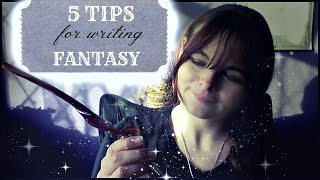 Download 5 Tips for Writing Fantasy Video