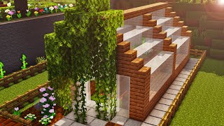 Download Minecraft - Gardening 101 - Greenhouse - Tutorial #2 Video