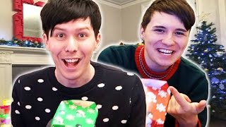 Download A Festive Day in the Life of Dan and Phil! Video