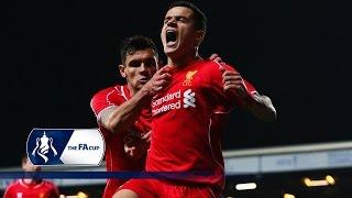 Download Blackburn 0-1 Liverpool - FA Cup Sixth Round | Goals & Highlights Video