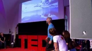 Download Snow art   Simon Beck   TEDxKlagenfurt Video