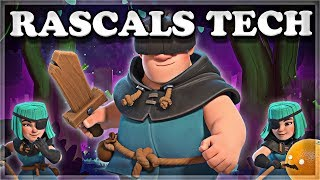 Download How to Counter and Use Rascals Tech   Clash Royale 🍊 Video