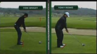Download Tom Brady and Tony Romo Video