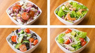 Download 5 Healthy Salad Recipes For Weight Loss | Easy Salad Recipes Video