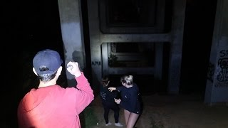 Download EXPLORING A HAUNTED BRIDGE!! (RISKED OUR LIVES) Video