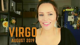 Download VIRGO - AUGUST 2019 - IT'S RISING TIME! - General Psychic Tarot Reading Video