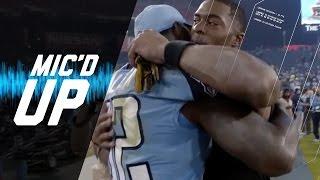 Download Allen Robinson & Delanie Walker Mic'd Up (Week 8)   Sound FX   NFL Films Video