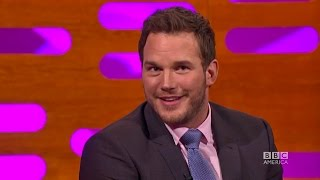 Download Chris Pratt's PERFECT English Accent - The Graham Norton Show Video