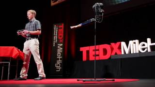 Download 3D Printing in Animatronics: Easton LaChappelle at TEDxMileHigh Video
