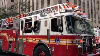 Download COMPILATION OF FDNY APPARATUS TAKING UP FROM MAJOR FIRES, COLLAPSES, EXPLOSIONS, ACCIDENTS & MORE 19 Video