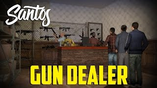 Download GMod SantosRP - Gun Dealer Video