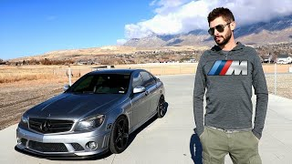 Download BMW M3 OWNER DRIVES A MERCEDES AMG Video