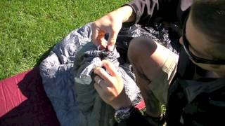 Download Gear Review on the Sea To Summit Micro II Sleeping Bag Video