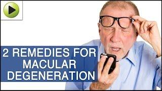 Download Macular Degeneration - Natural Ayurvedic Home Remedies Video