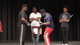 Download Amazing 8 Way Snare Drum Battle featuring Atlanta Drum Academy Video