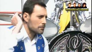 Download Freddie Mercury 25th Anniversary Video
