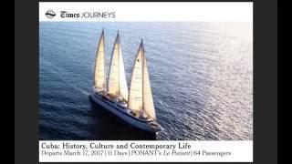Download Cuba: History, Culture & Contemporary Life Webinar Video