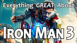 Download Everything GREAT About Iron Man 3! Video