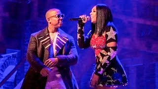 Download Ham4Ham Hamilton Mixtape Release Ashanti & Ja Rule Performance 'Helpless' 12/1/16 Video