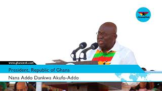 Download Akufo-Addo's full speech at 61st Independence Day celebration Video