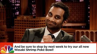 Download Aziz Ansari and Jimmy Dramatically Read Bad Yelp Reviews Video