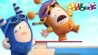 Download Oddbods | FLOORED | Funny Cartoons For Children Video