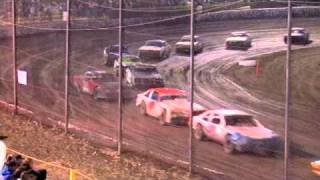 Download MOST AMAZING HOBBY STOCK RACE EVER Video