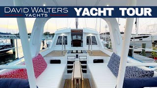 Download Paradise 60 ″Morning Star″ - The Ultimate Voyaging Yacht - For Sale by David Walters Yachts Video