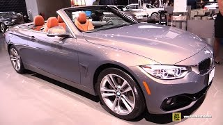 Download 2017 BMW 440i Convertible - Exterior and Interior Walkaround - 2016 LA Auto Show Video