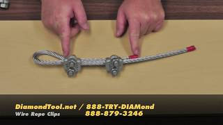 Download Wire Rope Clips Video