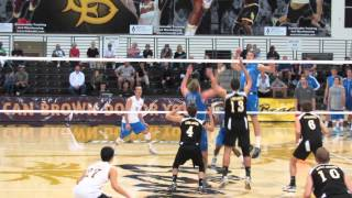 Download NCAA Men's Volleyball: Long Beach State vs. UCLA Video