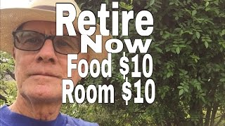 Download LIVING ON $25 A DAY - Retiring CHEAP in Southeast Asia (Cambodia, Thailand, Laos, Vietnam) Video