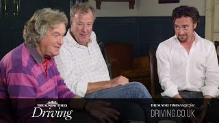 Download World exclusive: Clarkson, Hammond and May talk about The Grand Tour Video
