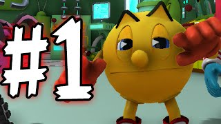 Download Pac-Man and The Ghostly Adventures - Part 1 - New World (Let's Play) Video