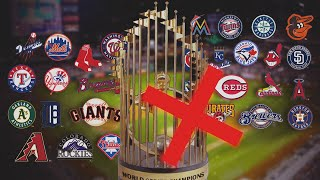 Download One Reason Why Your Favorite MLB Team WON'T Win The 2018 World Series Video