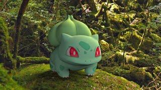Download Bulbasaur, Ivysaur & Venusaur IN REAL LIFE - The World Of Pokémon Video