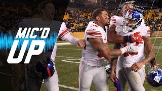 Download ″I'm About to Touchdown Right Here″ - A.B. | Giants vs. Steelers Mic'd Up | NFL Films | Sound FX Video