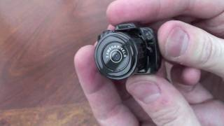 Download Y3000 - The Smallest 720p Camcorder In The World (in 2011) Video
