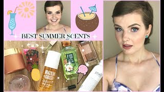 Download FAVORITE SUMMER SCENTS| perfume & body care Video