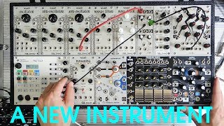 Download My New Yet Old Eurorack Modular | Wiard, Make Noise, Hermod, Coherence Video