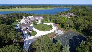 Download Your Ultimate Cape Cod Waterfront Compound in Orleans, Massachusetts Video