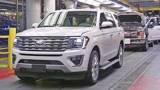 Download Ford Expedition (2018) PRODUCTION LINE – American Car Factory Video