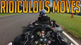 Download Making Ridiculous Overtakes in These Kart Races Video
