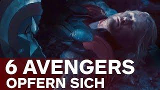 Download So spoilern Robert Downey Jr., Sebastian Stan & Co. das Finale von Avengers 4 | Infinity War-Analyse Video