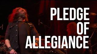 Download ″Pledge of Allegiance″ by Metal Allegiance Video